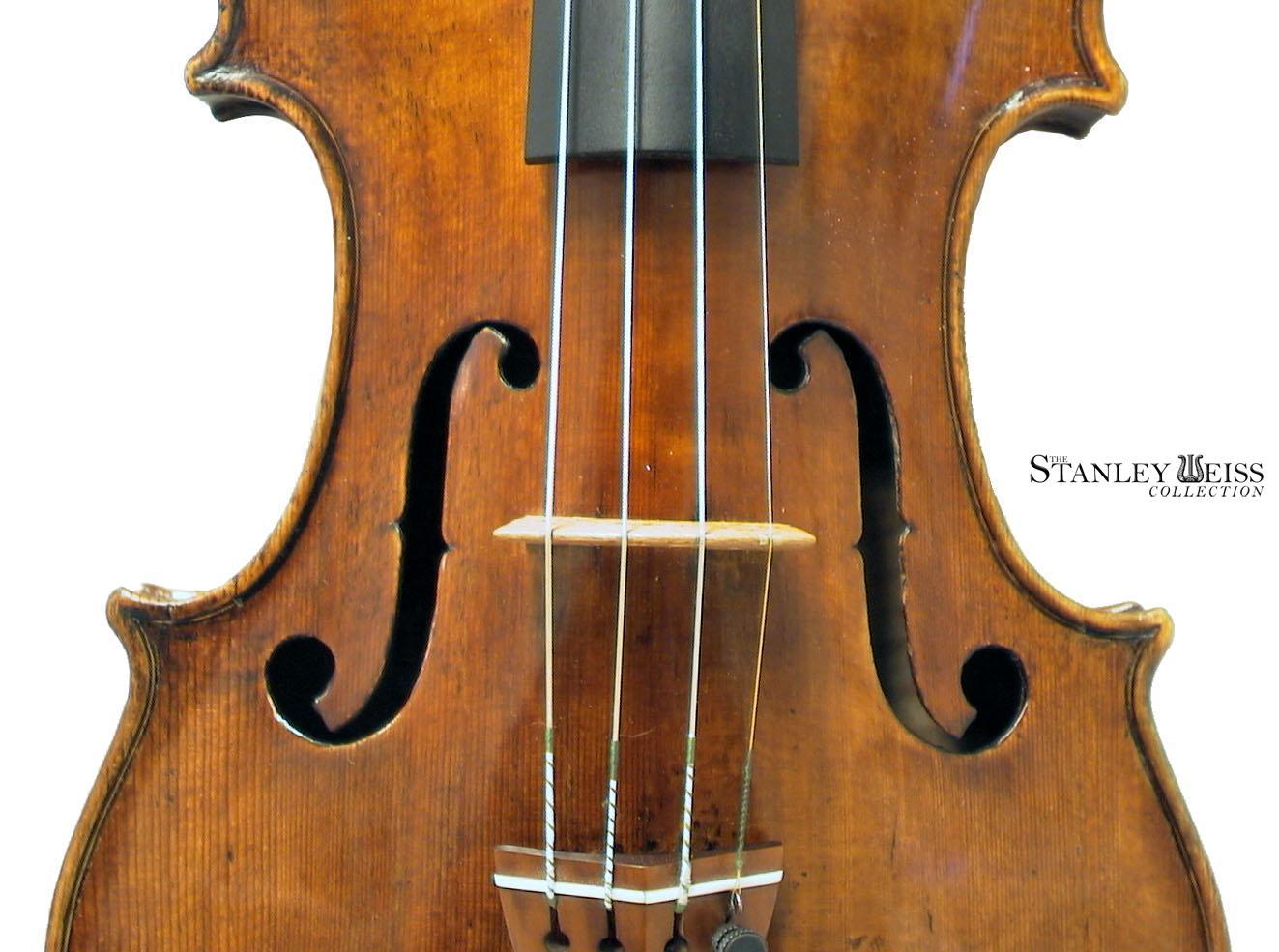A Violin Pietro Guarneri Mantua C 1695 1703